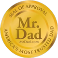 Mr. Dad's 2008 Father's Day Seal of Approval for Clicktoy - The Meadow
